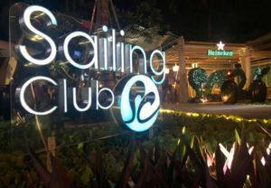 sailing club có gì chơi