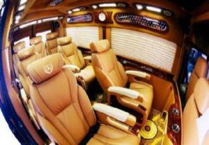 xe limousine sài gòn nha trang