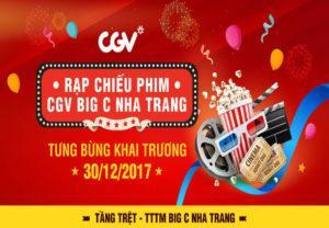 CGV Big C Nha Trang