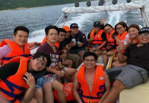 kinh nghiệm đi đảo dừa nha trang