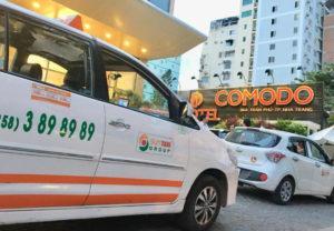 taxi sân bay cam ranh giá rẻ