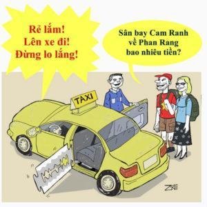 taxi san bay nha trang