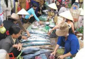 chợ hải sản đại lãnh