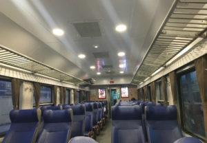 kinh nghiệm đi tàu hỏa