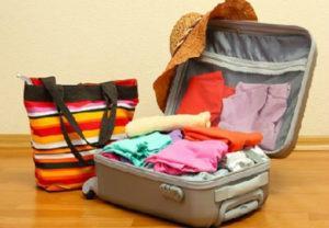 những thứ cần mang theo khi đi du lịch nha trang