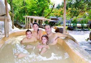 tắm bùn i resort