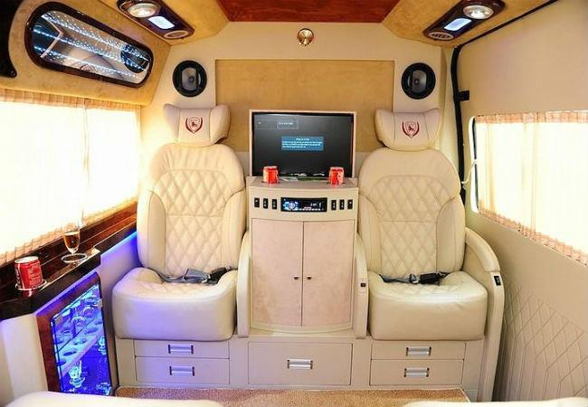 xe limousine đưa đón sân bay cam ranh đi nha trang