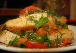các món ăn từ chả cá nha trang