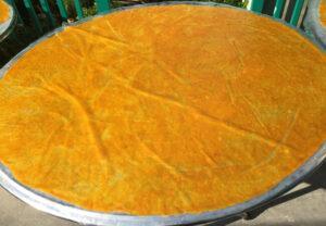 Cách làm bánh xoài Nha Trang