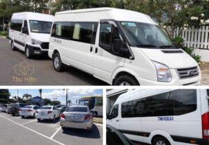 dịch vụ xe du lịch nha trang