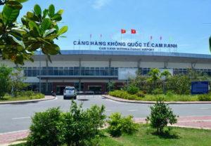 sân bay quốc nội nha trang