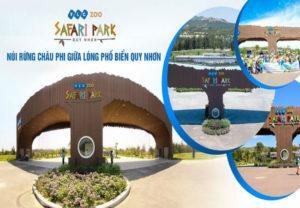 công viên safari park quy nhơn