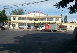 Ga Tuy Hòa Phú Yên