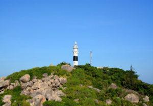 hải đăng cù lao xanh