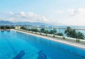 hồ bơi havana hotel