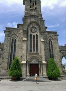 nhà thờ ở nha trang