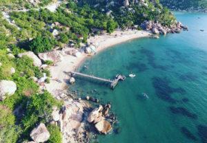 resort sao biển