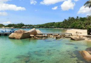 resort wale island