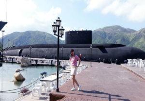 vui chơi tại khu du lịch tàu ngầm nha trang