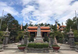 Chánh Điện Chùa Long Sơn Nha Trang