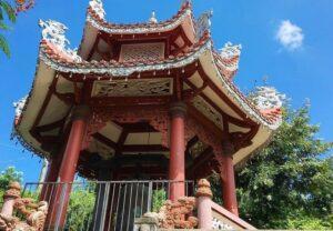 Chuông Chùa Long Sơn Nha Trang