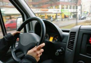 lái xe khó tính